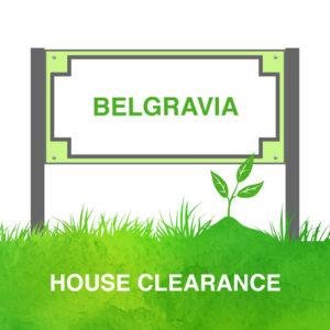 House Clearance Belgravia