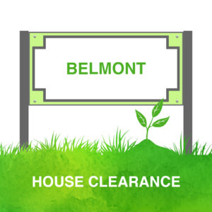 House Clearance Belmont