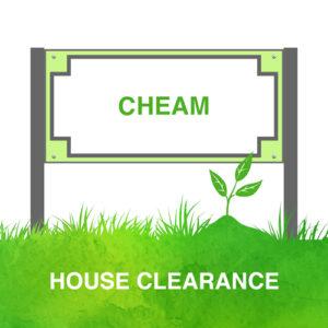 House Clearance Cheam