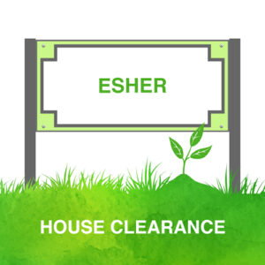 House Clearance Esher
