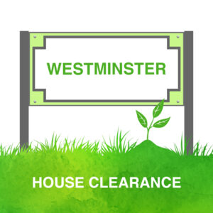 House Clearance Westminster