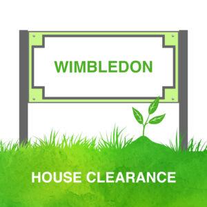 house clearance Wimbledon