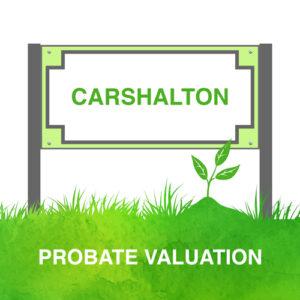 Carshalton Probate Valuation