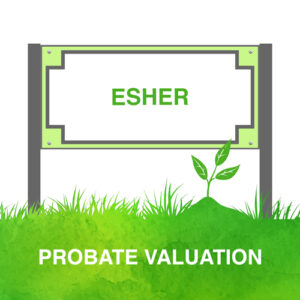 Probate Valuation Esher
