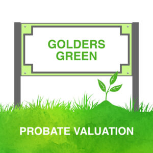 Probate Valuation Golders Green